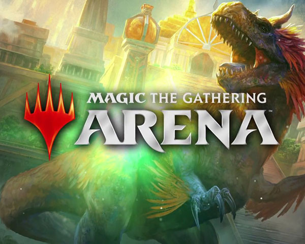 Magic The Gathering Arena
