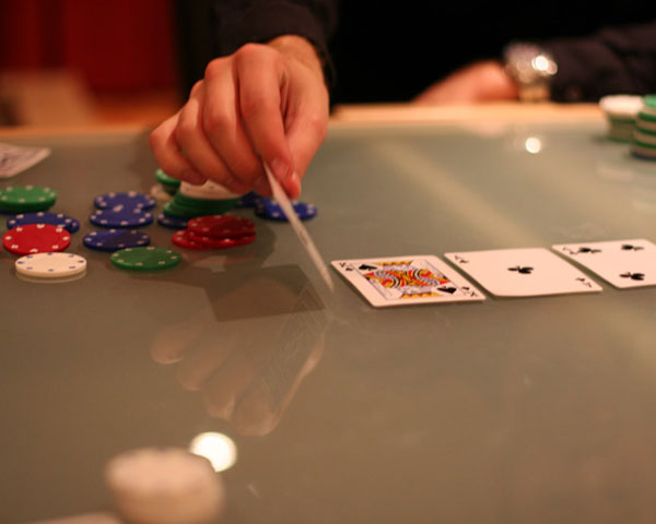 Texas Hold 'em Turn