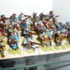 miniature samurai