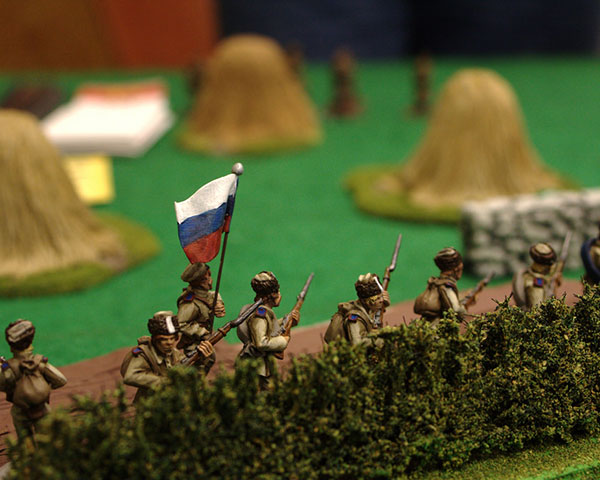 russian miniature