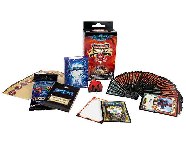 trading card game starter deck